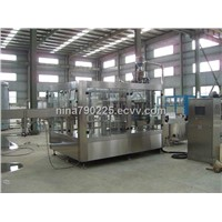 Pulp juice filling machine ,washer pulp filler ,juice filler capper