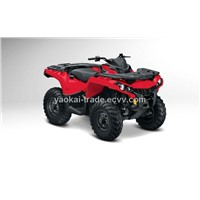 2012 New 800w In-Wheel Motor with Differential ATV