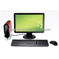 """2013 High Quality 17"""" 3D Desktop Computer"""