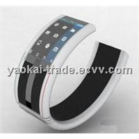 2013 Touch Screen Waterproof Watch Mobile Phone