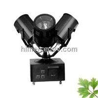 3KW Three Heads Sky Searchlight for Stage Outdoor Lighting-