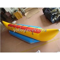 6 Person inflatable Banana Boat