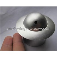 700TVL Super Low Light Ultra Mini Flying Saucer Type Pinhole Camera,Diameter 35mm Only