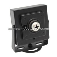 700TVL High Resolution 1/3' ' Sony CCD Phillips Screw Head Pinhole Camera