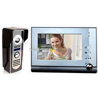 7''  Recordable Color Video Door Phone/Video Intercom (LY-AVDP805M)