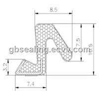 Aluminum Alloy Door and Window Seal/ Sealing Strip