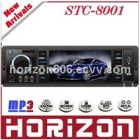Car MP5 Player, STC-8001 FM Radio (18 Stations), with Remote Control, Car MP5 Player