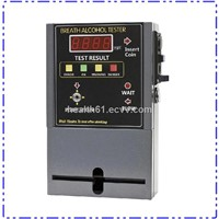 Coin Alcohol tester for Public