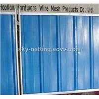 Temporary Enclosure Wall Colorbond Panel Fence Board Fence