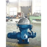 Disc Centrifugal Oil Separator for Lubrication Oil, fuel oil