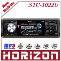 Fixed Panel Car MP3 Player, STC-1022U MP3 Player for The Car, Car Radio