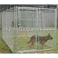 Strong Steel Modular Dog Kennel 1.5x1.8x1.5m
