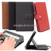 Google Nexus 7 inch Tablet Executive Wallet Case