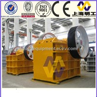 Heavy Equipment Crusher Machine / Shanghai Jaw Crusher