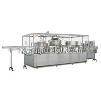 HM PB series I.V. Solution Plastic Bottle clean-fill-seal compact line