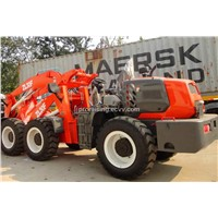 Heavy Construction Machinery ZL30FS With 85kw Diesel Engine