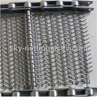 High-Quality 304 316 Stainless Steel Conveyor Belt Wire Mesh
