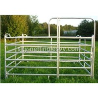 Hot-Dipped Galvanized Horse Fence (German Style)