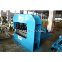IBR roof sheet curving machine