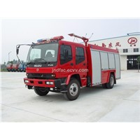 ISUZU 2000-4000 Litres Small Water Pumper truck
