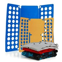 Large Size Magic Clothes Laundry Folding Board Folder T-Shirt Adult Organizer Fast Speed Kids