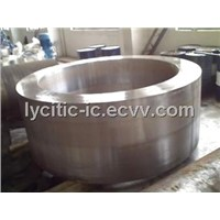 Large-Size Steel Casting Ring Part for Heavy Machinery