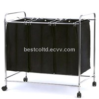 Laundry Cart Hotel Supplies Home Appliance Household