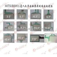 Mitsubishi Touch Screen Membrane Glass Panel Repair Replacement (GT1155-QLBD /GT1155-QTBD)