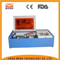 MT40U Portable Co2 Laser Stamps Making Machine