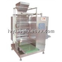Multi Lanes Sachet Packing Machine
