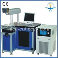 NC-DP50 Semiconductor Equipment for Number Plates Metal Tag Marking Machine