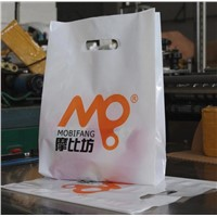 PE Plastic Shopping Bag with Printing