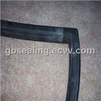 Plastic Door Seal Strip / Weather Bar