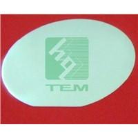 Polished AlN ceramic wafer used for LED