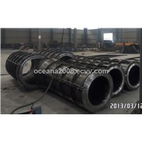 RCC Pipe Plant for the Water Treatment Project and Power Plant