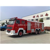 SINOTRUCK 12-15CBM Fire Engine Truck
