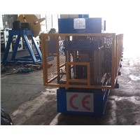 Stand Upright Rack Roll Forming Machine for warehouse Rack