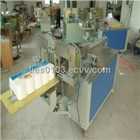 Toilet roll packing machine