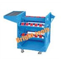 CNC Tool Holder Cabinet Trolley