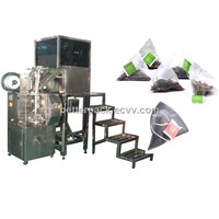 Triangle tea bags packing machine