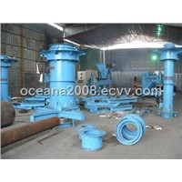 Vertical Vibrating Casting Pipe machine Made in China, XZ300-3600
