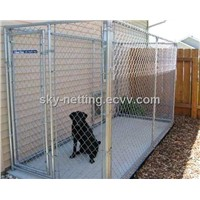 Chainlink Dog Kennel /Backyard Dog Kennel
