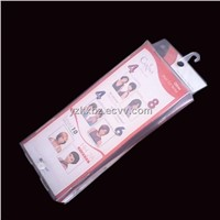 Plastic Hair Extention Packaging