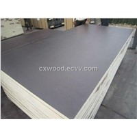 poplar core 18mm brown film faced plywood factory