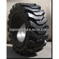 Skid Steer Solid Tyre 14-17.5, Industrial Tire15-19.5