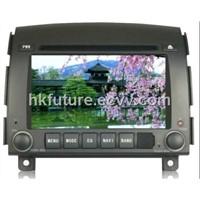 touch screen car dvd gps player for Hyundai SONATA(2008)