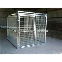 Welded Outdoor Dog Kennel / Dog Run Kennel