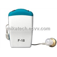 Pocket Hearing Aid (F18)