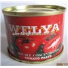 Canned Tomato Paste 26-28%