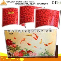 High Quality Electric Wall Hung Infrared Panel Heater